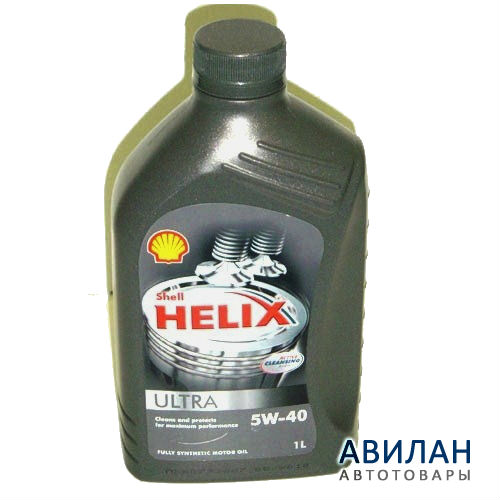 Shell Helix Ultra Extra 5W40