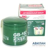 Фильтр масляный  GB-102 ВАЗ 2101-07