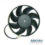 Мотор охлаждения радиатора ВАЗ 2103-15 LUZAR