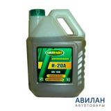 Масло OIL RIGHT И20А веретенное 5л.